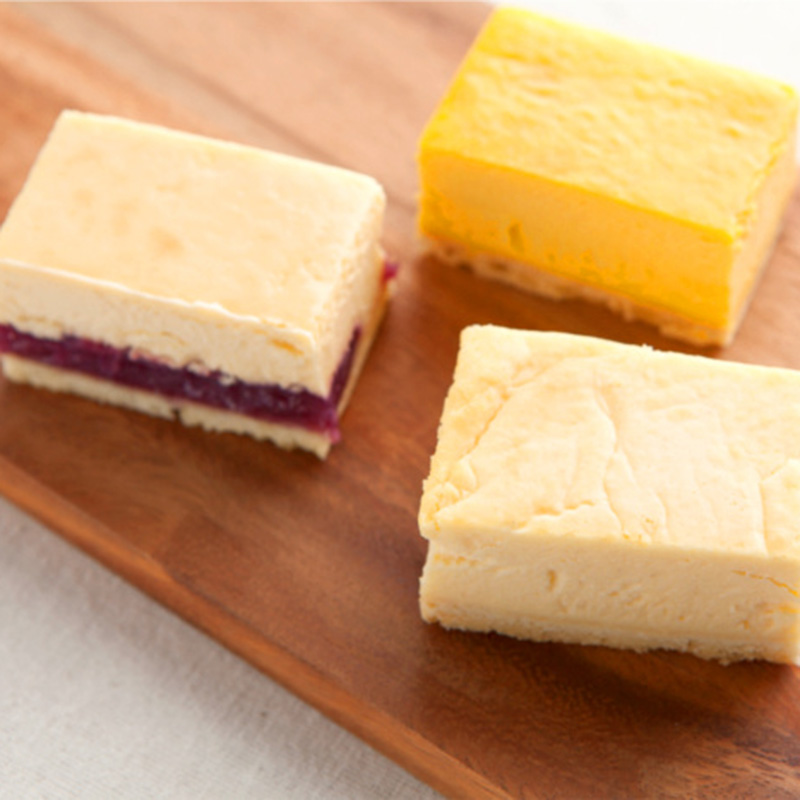 まきばの夢チーズケーキ2本セット