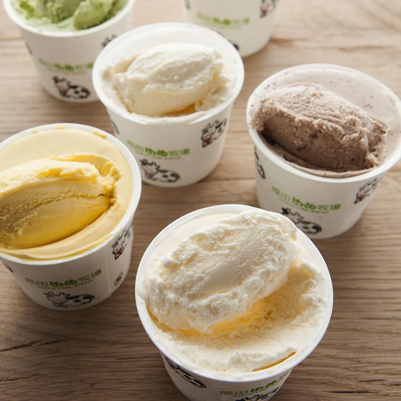 牧場オリジナルアイス小カップ18個セット|好きな味がきっと見つかる