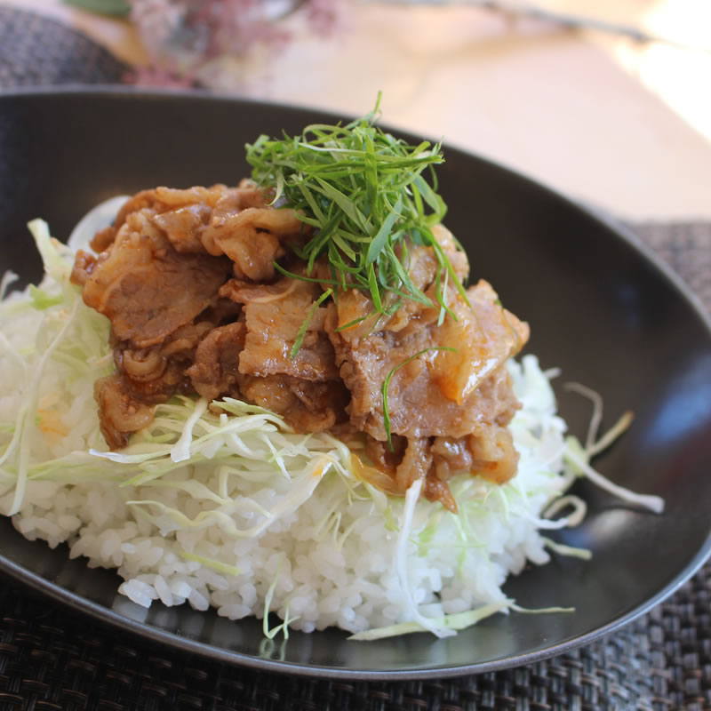 牛カルビ丼パック|甘辛だれが食欲をそそるオリジナル牛丼