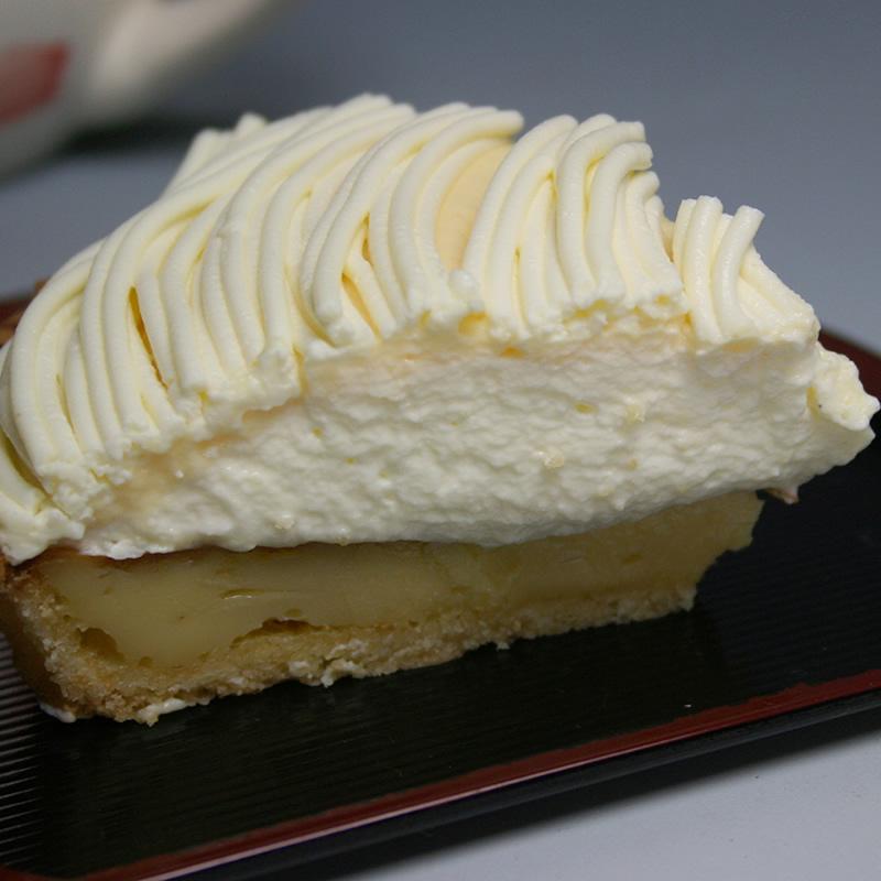 誘惑のチーズモンブラン
