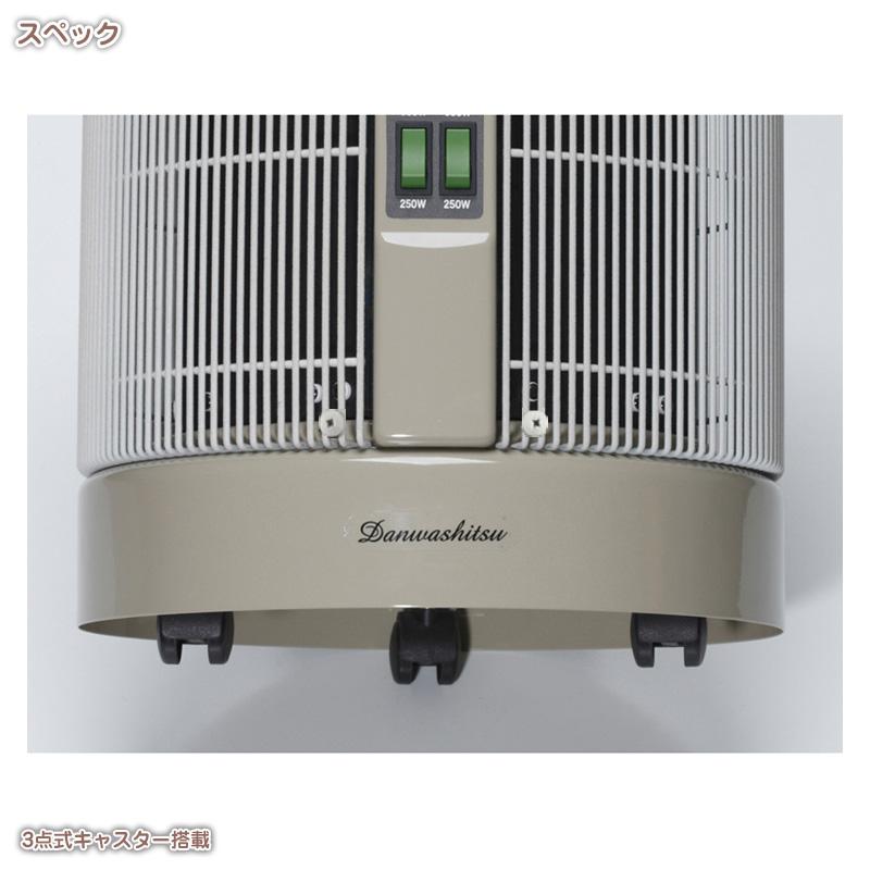 暖話室 1000型【レッド「パネル部黒」(当サイト限定カラー)】タイマーセット