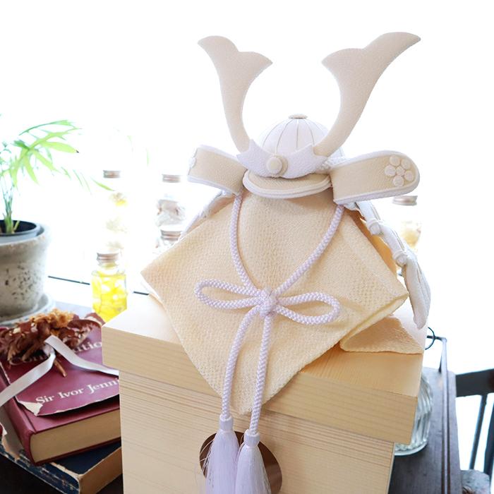 白粋-HAKI- 兜飾り /五月人形 初節句