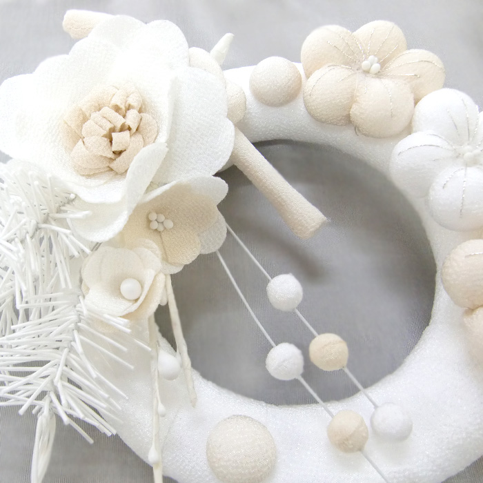白粋-HAKI- 椿リース