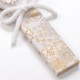 白粋-HAKI- 髪飾り付きつまみ細工羽子板飾り(スタンド付)