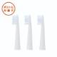 【ポストにお届けパック】MISOKA電動歯ブラシ 替ブラシ レギュラーサイズ(3本入)