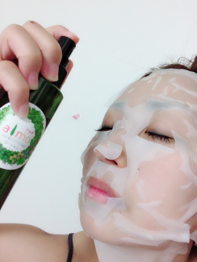 絹面 Kinu-Mote(3枚入り)    (美肌パック用) 天然シルク100%フェイスマスク