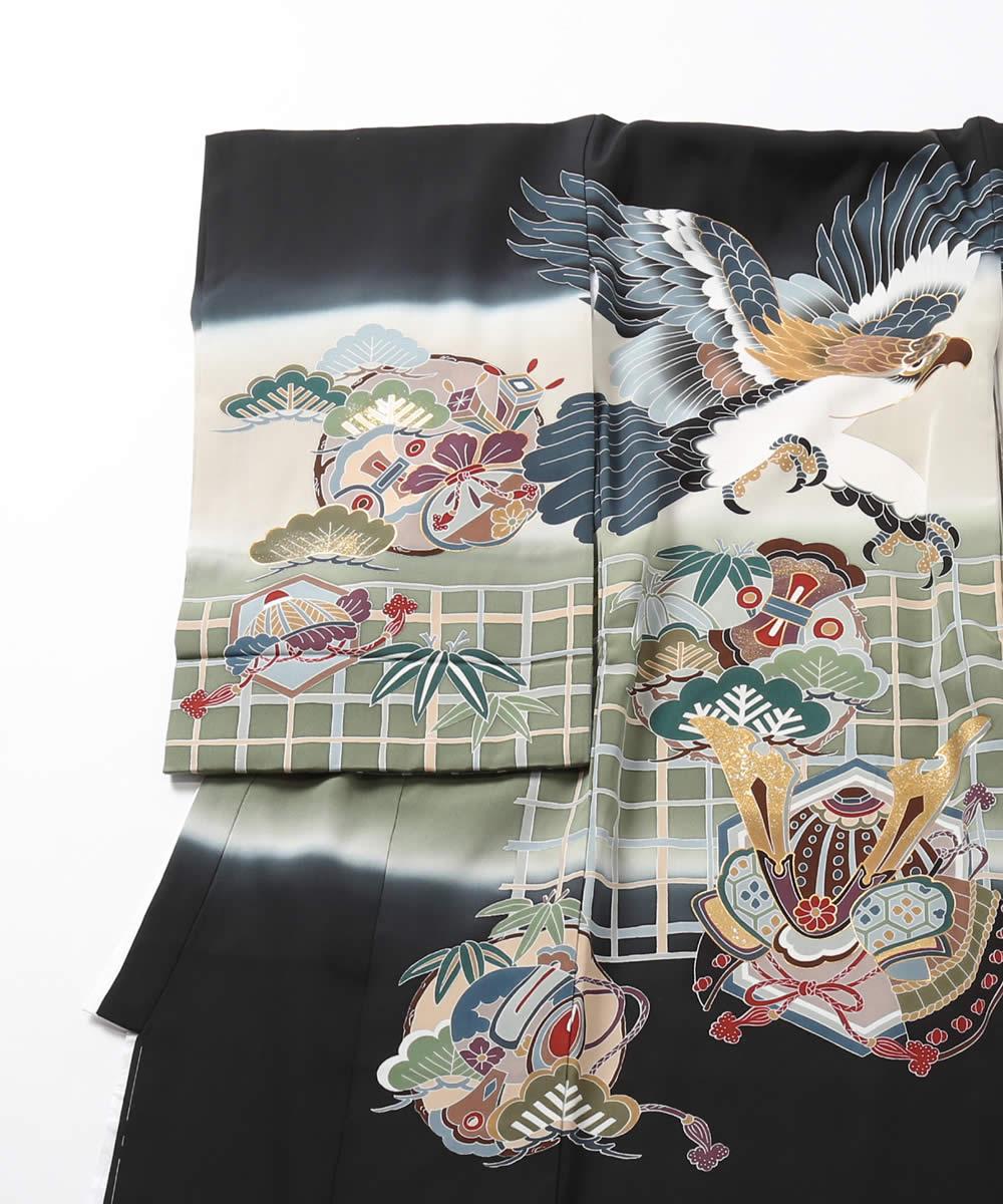 日本文化を受け継ぐ「掛け着」男児用【お宮参りに最適】