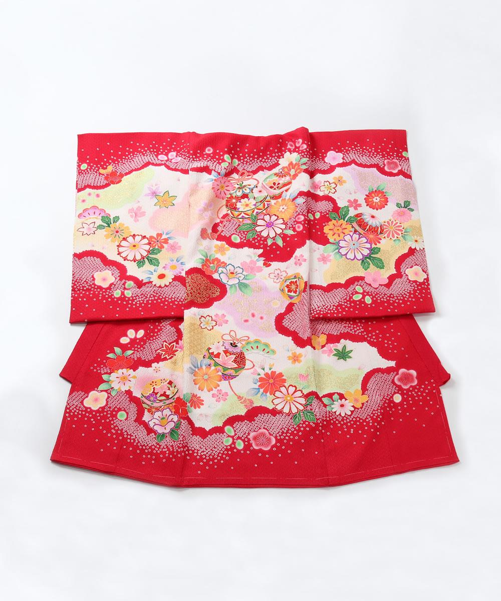 日本文化を受け継ぐ「掛け着」女児用【お宮参りに最適】