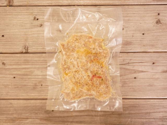 【冷凍】久米島産バジル入り ガパオミンチ 150g x5セット YUNAMI FACTORYオリジナル 【送料込み】
