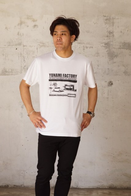 kumejima shirts オリジナル Tシャツ 6B