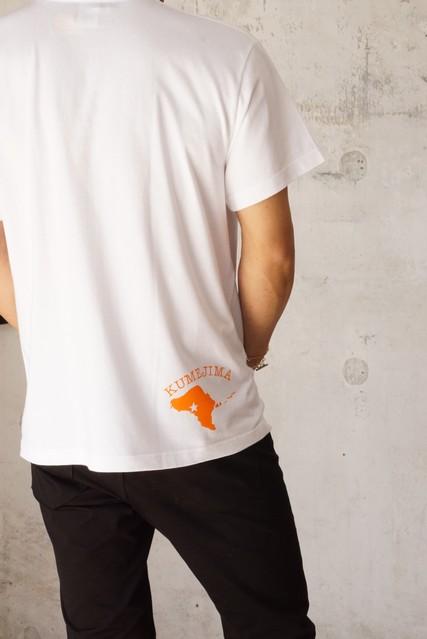 kumejima shirts オリジナル Tシャツ 9A