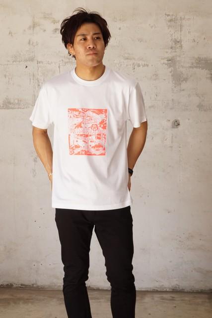 kumejima shirts オリジナル Tシャツ 8A