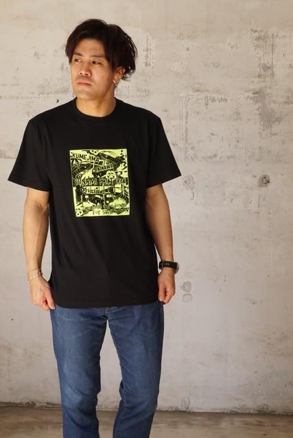 kumejima shirts オリジナル Tシャツ 8B