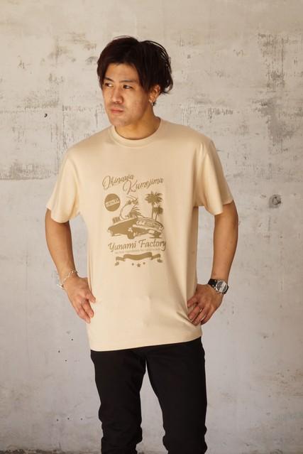 kumejima shirts オリジナル Tシャツ 4C