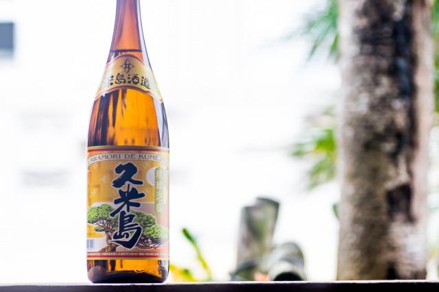 泡盛『久米島』 30度 1800ml 一升瓶