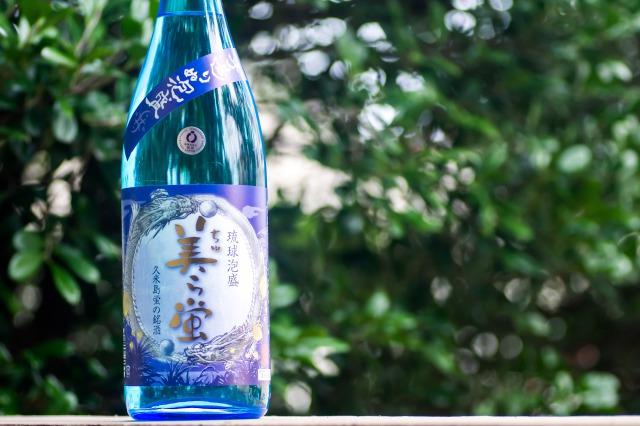 泡盛『美ら蛍』30度  ちゅらぼたる  1800ml 一升瓶