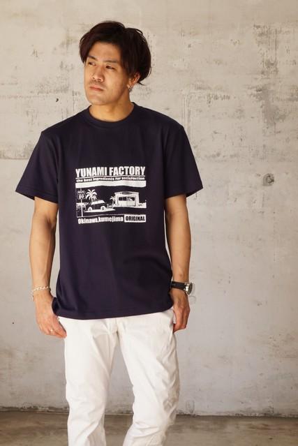 kumejima shirts オリジナル Tシャツ 6A
