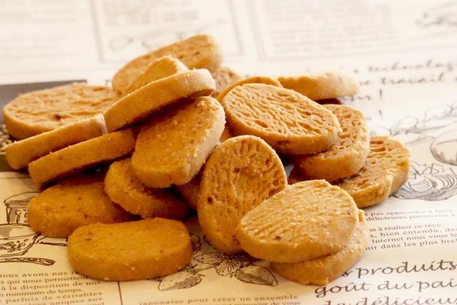 沖縄 久米島産 『黒糖クッキー』 70g