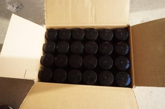お得な箱買い ガーリックオリーブオイル100g(115ml) x24本 セット 送料無料