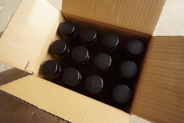 お得な箱買い ガーリックオリーブオイル320g(341ml)  x12本セット 送料無料