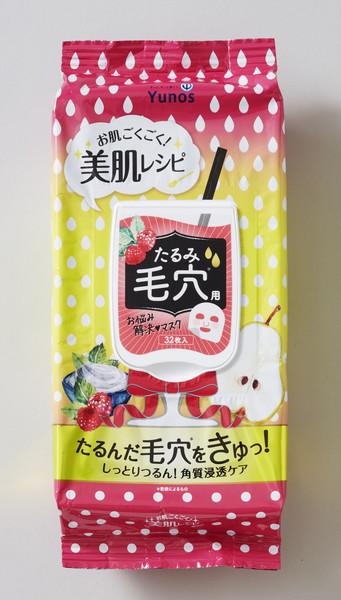 【通常購入】美肌レシピ(たるみ毛穴) 32枚入×3個