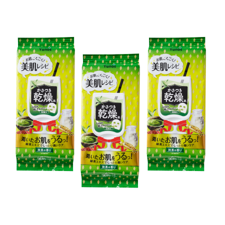 【通常購入】美肌レシピ(かさつき乾燥) 32枚入×3個