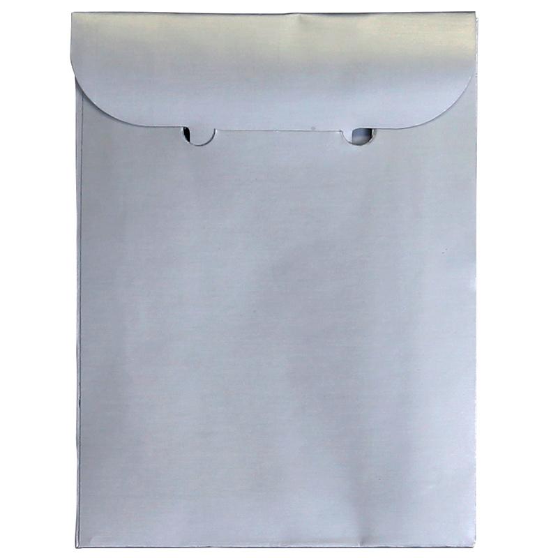 メモリアルポケット 遺毛ケース 大 H11.1cm(毛 爪 ひげ 写真 入れ)ブラウン