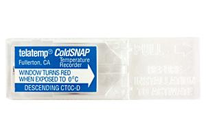 コールドスナップ CT2C-D (下降タイプ・2℃以下)