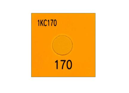 サーモカラーセンサー 1KC170 (1点式・変色温度170℃)