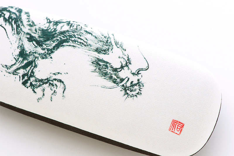 メガネケース 龍