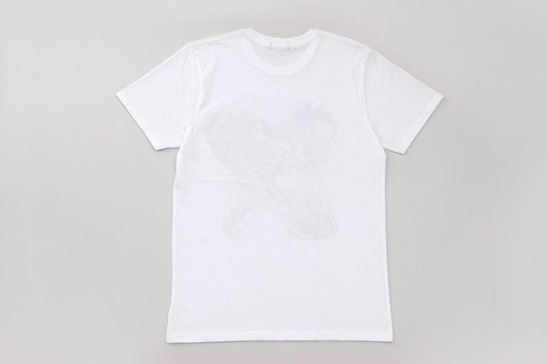 Tシャツ 真龍(ホワイト)