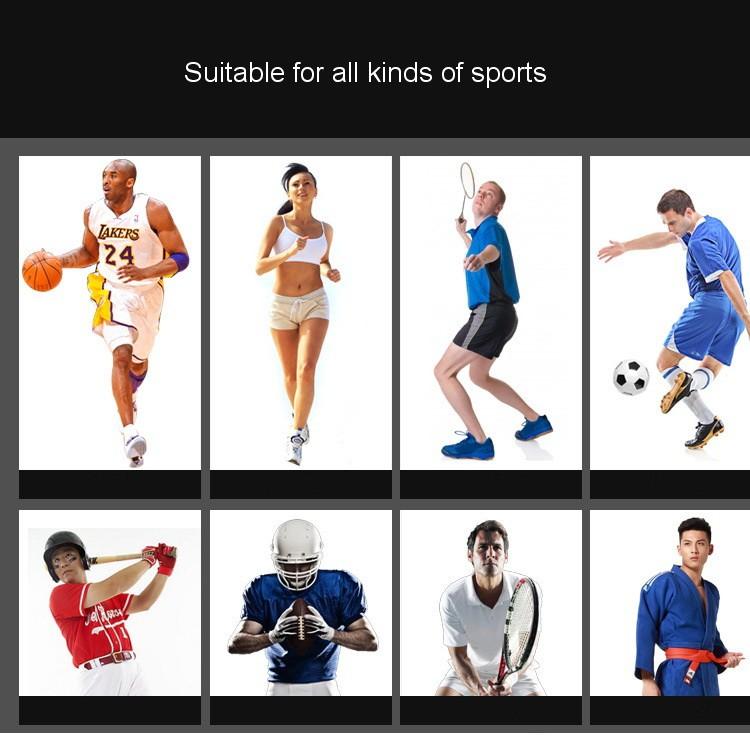 コンプレッション (7色)スポーツスリーブ  腕用(2枚入り)  ア−ムスリーブ 腕用サポーター/アームカバー/スポーツ専用サポーター/アームサポーター