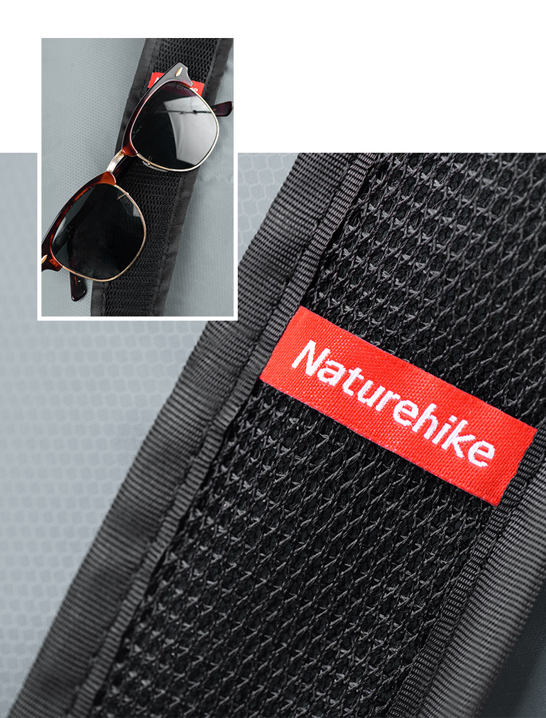 【Naturehike】(4色)防水ジッパー採用 18L 折り畳みリュック 大容量 耐水圧 2000mm A4サイズ収納可【バックパック/サブバッグ/リュックサック/デイパック/トラベルバック/パッグ】