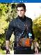 【Clever bees】軽量設計 ウエストバッグ【7色】ボトルホルダー付き 【ウエストポーチ/ヒップバッグ/スポーツバッグ】【小物入れ/スマホポーチ】【ジョギング/ウォーキング/ランニング】【サイクリング/ツーリング】【防水/防滴】