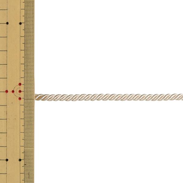 【数量5から】 手芸ひも 『ツイストコード 幅約5mm 37番色』
