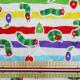 生地 『はらぺこあおむし(Hungry Caterpillar) カラフル カットクロス シーチングキルト生地』 KOKKA コッカ