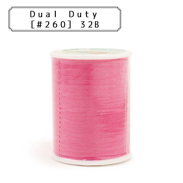 キルティング用糸 『Dual Duty(デュアルデューティ) 32B』 DARUMA ダルマ 横田