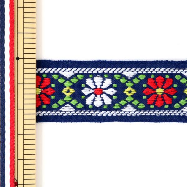 【数量5から】手芸テープ 『チロリアンテープ 344-920-055』 DARIN ダリン