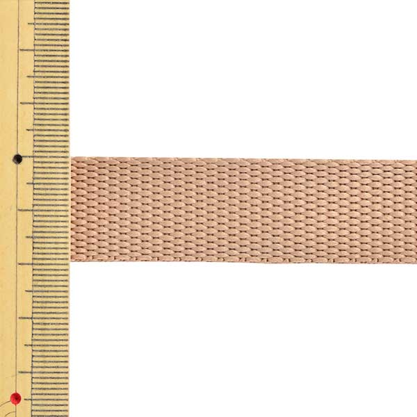 【数量5から】 手芸テープ 『ポリエステル平織テープ 20mm幅 893番色 TH15-20-893』 YKK ワイケーケー