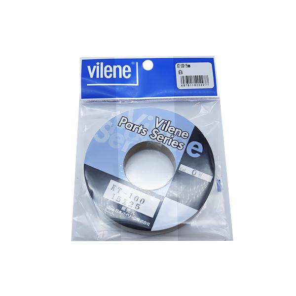 接着テープ 『アウルスママファミリィ ニット伸び止めテープ 白 幅約1.5cm×25m KT-100』 vilene バイリーン