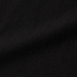 【数量5から】生地 『ウールジョーゼット BK (黒) 71066-BK』 【雑誌掲載】