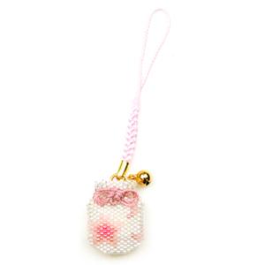 ビーズキット 『デリカビーズで作る 香袋キット 桜 (4月) BFK-322』 MIYUKI ミユキ
