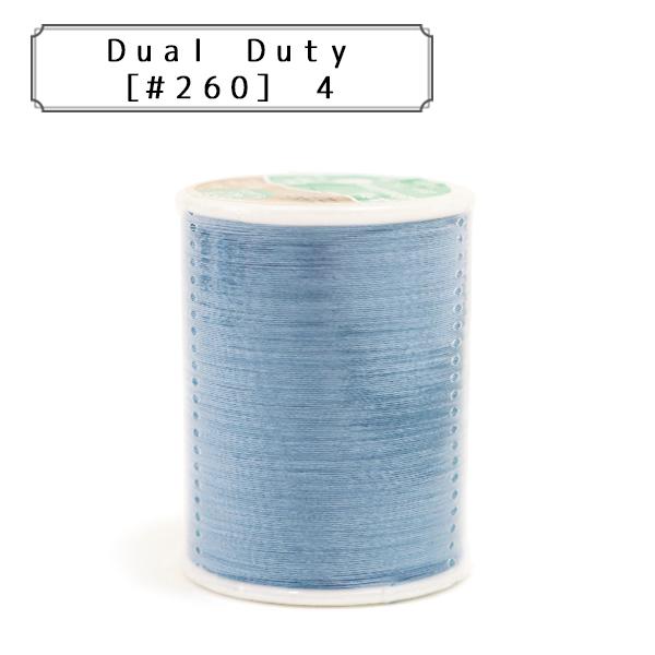 キルティング用糸 『Dual Duty(デュアルデューティ) 4』 DARUMA ダルマ 横田