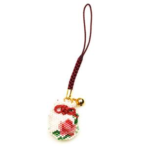 ビーズキット 『デリカビーズで作る 香袋キット バラ (6月) BFK-324』 MIYUKI ミユキ