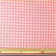 【数量5から】生地 『ブロード チェック ピンク HS1287-2』