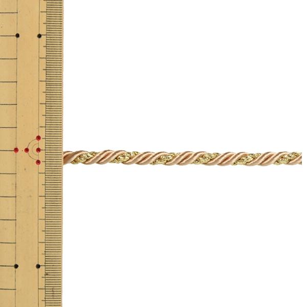 【数量5から】 手芸ひも 『ツイストコード 幅約7mm 110番色』