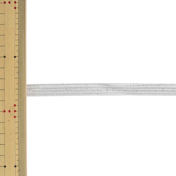 【数量5から】 リボン 『GR・レーシア メタリック 幅約1.2cm 2番色 40992』 TOKYO RIBBON 東京リボン