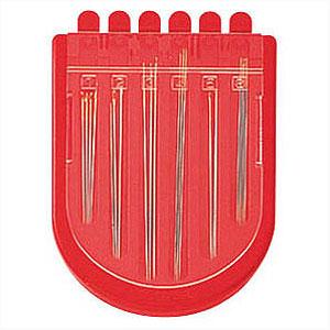 手縫い針 『ニードルコンパクト ソーイングタイプ 13-212』 Clover クロバー