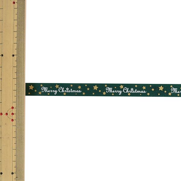 【数量5から】 リボン 『M.C.ステラ メタリック 幅約1.2cm 16番色 18512』 TOKYO RIBBON 東京リボン