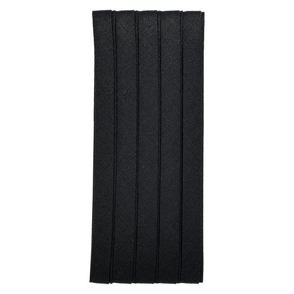 バイアステープ 『Koiiro (コイイロ) 12番色 (ブラック) CP188-12』 CAPTAIN88 キャプテン
